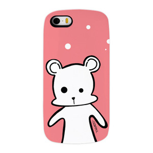 [A-STEP] Snow Bear Pink Slimpackcase 슬림팩케이스