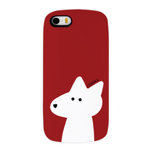 [A-STEP] White Puppy Slimpackcase 슬림팩케이스