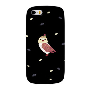 [A-STEP] Cute owl black Slimpackcase 슬림팩케이스