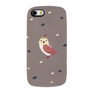 [A-STEP] Cute owl brown Slimpackcase 슬림팩케이스