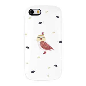 [A-STEP] Cute owl white Slimpackcase 슬림팩케이스